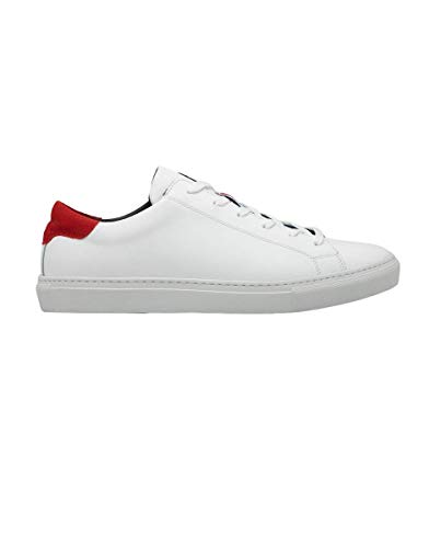 El Ganso Sneaker Piel Blanca