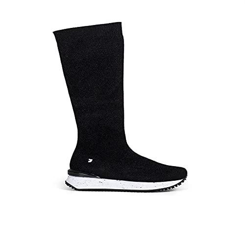 Gioseppo TYNSET, Zapatillas Mujer, Negro, 40 EU