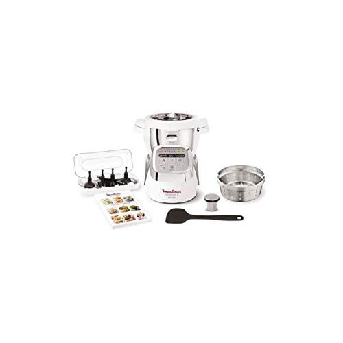 Moulinex - Robot de cocina multifunción Companion XL 32 x31 x35 cm gris