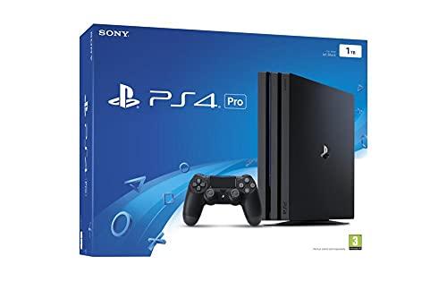 Sony PS4 Pro 1TB - [Importación Alemana]