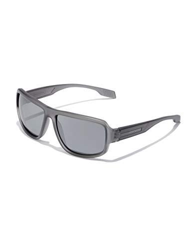 HAWKERS F18 Gafas de Sol, Polarized Grey, Talla única Unisex Adulto