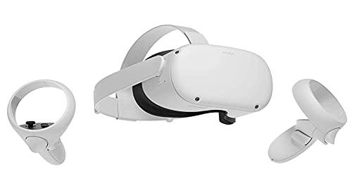 Oculus Quest 2, Gafas de realidad virtual avanzada, todo en uno, 128 GB