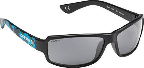 Cressi Ninja - Gafas de Sol Flex et Flottante - Polarizadas 100% UV Protección
