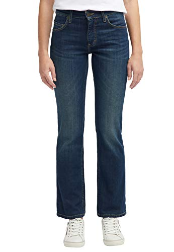 mustang Sissy Boot Vaqueros Corte de Bota, Azul (Dark 882), W30/L36 (Talla del Fabricante: 30/36) para Mujer