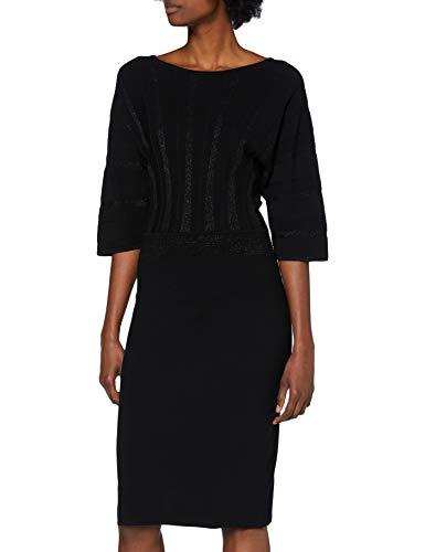 BOSS C_Fayuria 10231434 01 Vestido, Negro1, L para Mujer