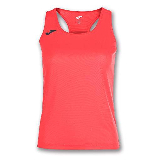 Joma Camisetas Señora, Mujer, Siena Coral Flour, S