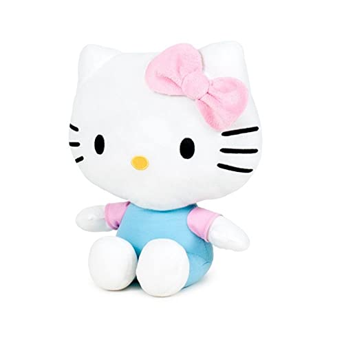 Desconocido Sanrio, Peluche de Hello Kitty, 28cm (11,2'), Juguete Súper Soft