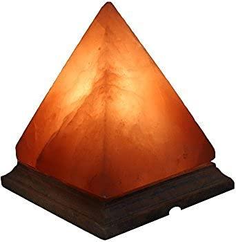 Lámpara de Sal del Himalaya - MAGIC SALT ® Lighting For Your Soul - (PIRAMIDE)