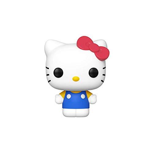 Funko - Pop! Figura De Vinil Sanrio: Hello Kitty - HK (Classic) Figura de Vinilo, Multicolor (43461)