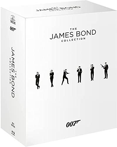 Bond: Colección 24 películas [Blu-ray]
