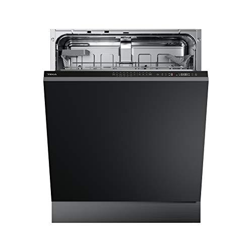 Teka | Lavavajillas Integrable A++ para 14 cubiertos con tercera bandeja y 9 programas de lavado | 81.8 x 59.8 x 55