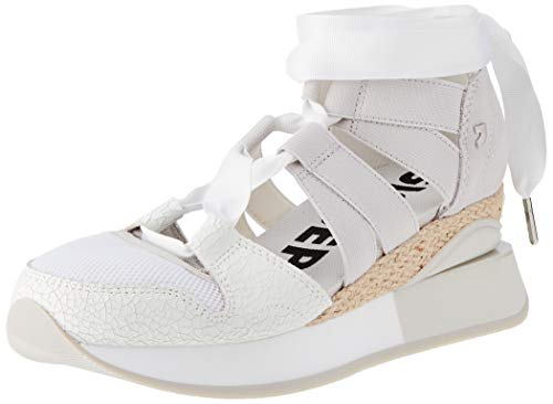 Gioseppo Cincinnati, Zapatillas Mujer, Blanco, 37 EU