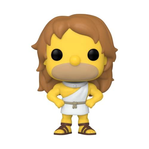 Funko 60119 Pop Animation: Simpsons- Buff Homer - Exclusive to Amazon