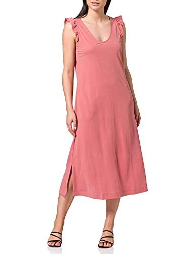 Esprit 061EE1E318 Vestido, 665/Blush, XL para Mujer