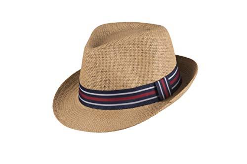 SCIPPIS Sombrero de sol unisex Nardo. beige S/M
