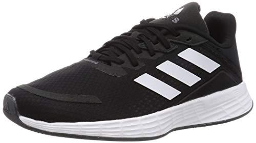 adidas Duramo SL, Sneaker Hombre, Core Black/Footwear White/Grey, 42 2/3 EU