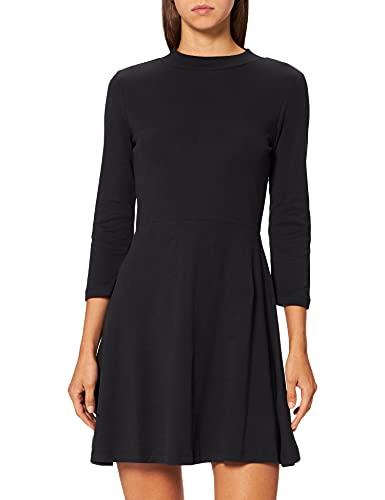 edc by Esprit 991CC1E310 Vestido, 001/negro, M para Mujer