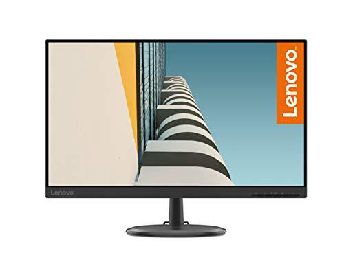 Lenovo C24-25 - Monitor 23.8' FullHD (VA, 75Hz, 4ms, HDMI, VGA, FreeSync) Ajuste de inclinación - Negro