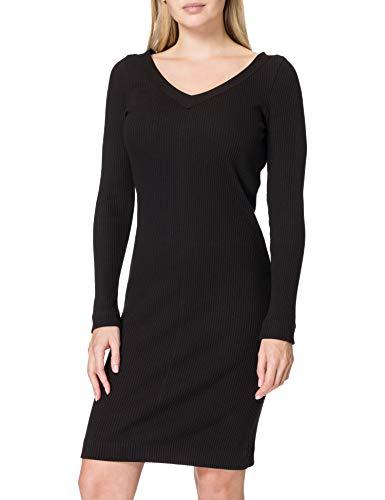 BOSS C_Erry 10234411 01 Vestido, Negro1, L para Mujer