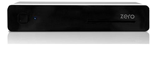 Vu+ ZERO - Receptor de TV por satélite (HDMI, USB, DVB-S2), negro