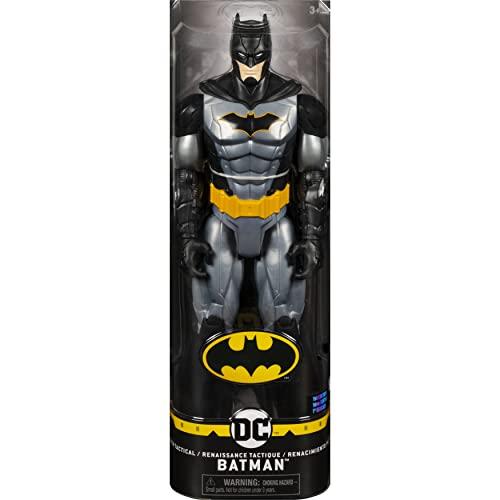 DC Comics Batman, Figura de acción táctica de Rebirth Batman de 12 Pulgadas