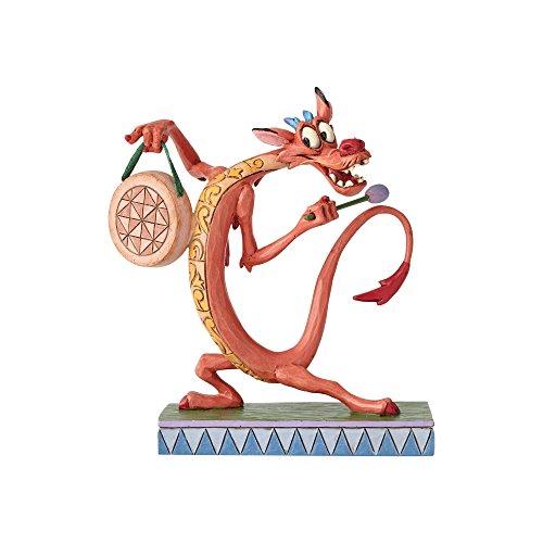 Disney Traditions, Figura de Mushu de 'Mulán', para coleccionar, Enesco