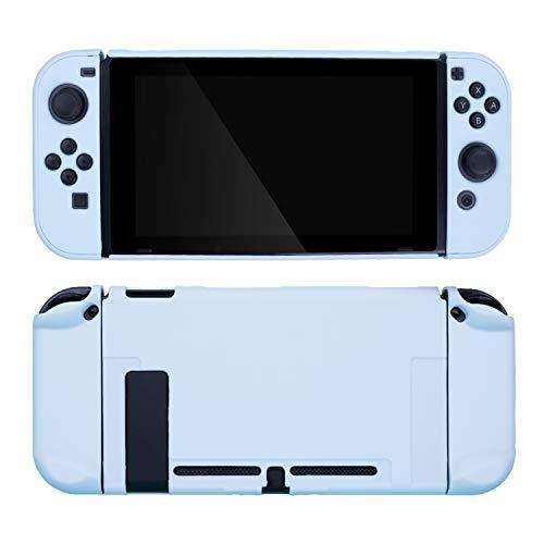GeekShare Funda Protectora para Nintendo Switch y Joy con - Absorción de Golpes y antiarañazos (Azul) [Nintendo_Switch]