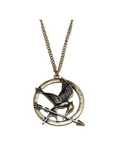 MANGO-Neca The Hunger Games - Collar de pájaro sinsajo de los Juegos del Hambre