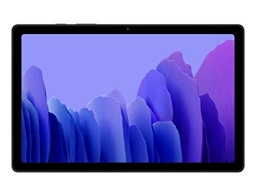 SAMSUNG Galaxy Tab A 7   Tablet de 10.4' FullHD (WiFi, Procesador Octa-Core Qualcomm Snapdragon 662, RAM de 3GB, Almacenamiento de 32GB, Android actualizable) - Color Gris [Versión española]