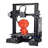 Creality Ender-3 Impresora 3D económica DIY con función de impresión de currículum vitae 220 * 220 * 250mm
