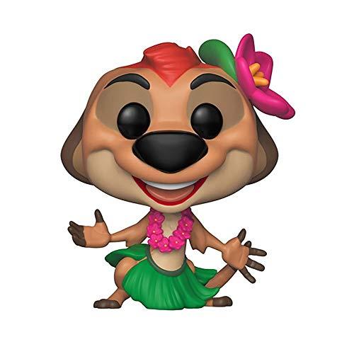 Funko - Pop! Disney El Rey León Figurina Timom, Multicolor (36413)