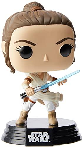 Funko- Pop Star Wars The Rise of Skywalker-Rey Disney Figura Coleccionable, Multicolor, Talla Única (39882)