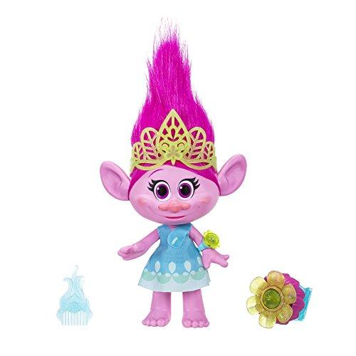TROLLS Poppy Momento Abrazo, Multicolor. (Hasbro B6568105)