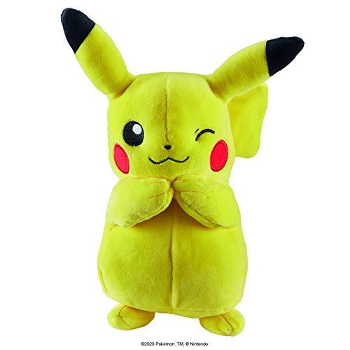 Pokemon 95245 Pikachu Plush 2 - Peluche (20,32 cm)