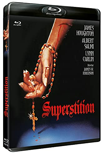 Superstition BD 1982 [Blu-ray]
