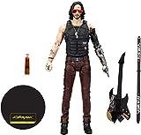 McFarlane Cyberpunk 77 - Figura de Acción Johnny Silverhand