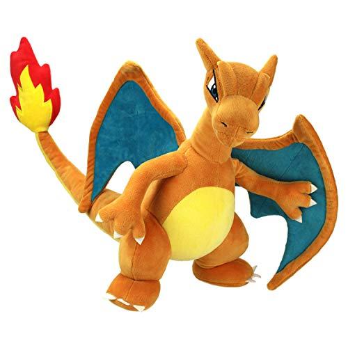 Peluche Pokemon Gigantes Charizard 30 cm – Nueva Juguetes Pokemon 2021 - Pokemon Peluche con Licencia Oficial