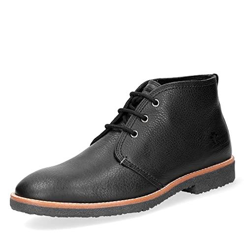 Panama Jack Gael, Zapatos de Cordones Oxford Hombre, Negro (Negro C10), 41 EU