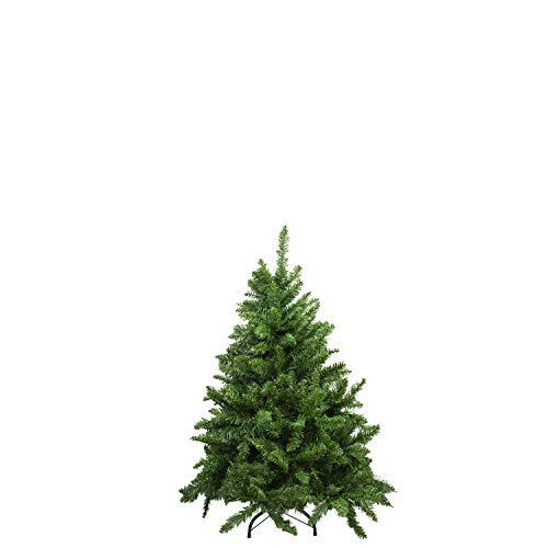 MAURER 5480009 Arbol De Navidad Deluxe 120 cm. 408 Ramas PVC, 120 cms