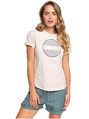 Roxy Epic Afternoon - Camiseta Para Mujer Camiseta, Mujer, peach blush, S