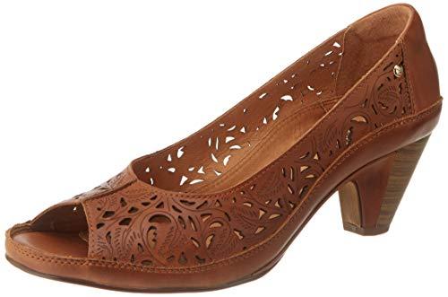 PIKOLINOS Zapato tacón de Piel Java W5A