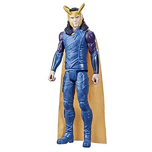 Marvel Avengers Titan Hero Series - Figura de Loki de 30 cm - Edad: 4+