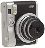 Fujifilm Instax Mini 90 Neo Classic, color Negro
