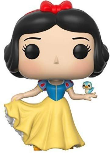 Funko Pop Disney Figura de Vinilo Snow White, Multicolor (21716)