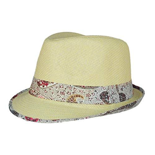 TOUTACOO, Sombrero, Panamá - Unisex - Chic y Tendencia .Copacabana cinturón Pashley (Rosa Oscuro)