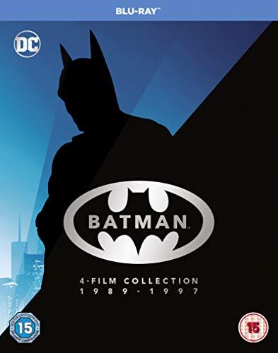 Batman: The Motion Picture Anthology (1989-1997) [Reino Unido] [Blu-ray] [Reino Unido]