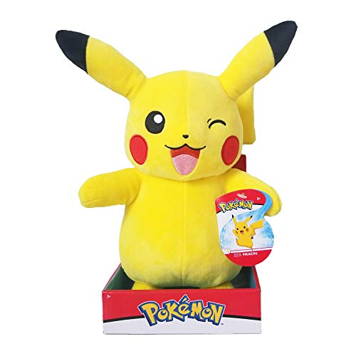 Pokemon- Pluche - Pikachu 30cm (BOTI 36677)
