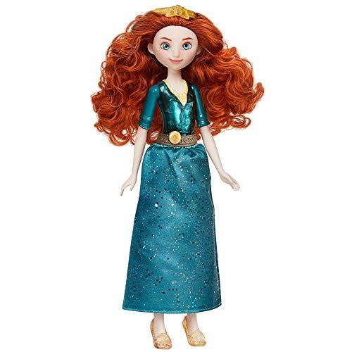 Disney Princess Muñeca Merida Brillo Real (Hasbro F0903ES2)