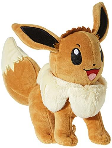 Peluche Pokemon Gigantes Eevee 30 cm – Nueva Juguetes Pokemon 2021 - Pokemon Peluche con Licencia Oficial