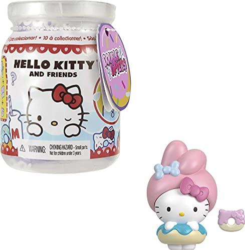 Sanrio Hello Kitty Double Dipper Coleccionables con figura Hello Kitty y accesorios (Mattel GTY62)